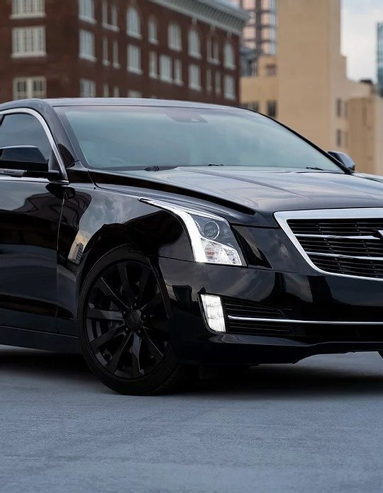 book top-tier luxury driving services